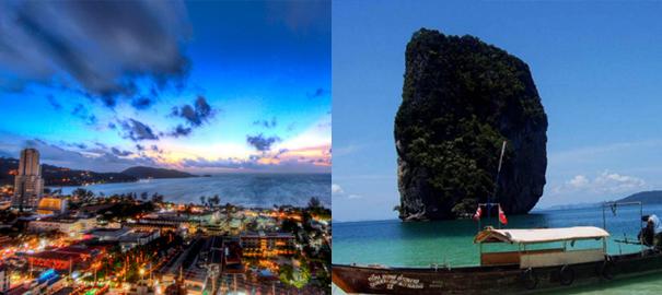 > 泰国普吉岛4晚6天跟团游